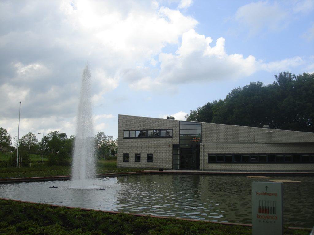 drijvende fonteinen - Fontis - 6